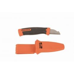 BAHCO Kábelcsupaszító kés villanyszereléshez