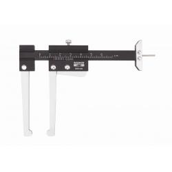 BAHCO Alumínium tolómérő féktárcsákhoz, mérési tartomány 0-60mm