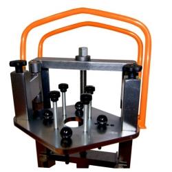 BAHCO Adapter sportautók lengéscsillapító szereléséhez, szabályozó gyűrűvel BS10 és BS10MEC-hez használható