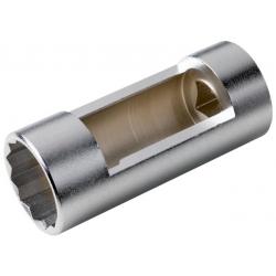 """BAHCO Dugókulcs dízel befecskendezőhöz, 1/2"""", 27mm"""