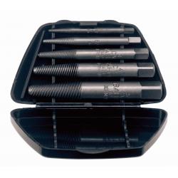 BAHCO Törtcsavar kiszedő készlet, 5 részes, M3-M18