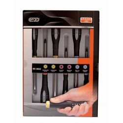 BAHCO ERGO™ Screwdriver set, 6 pieces