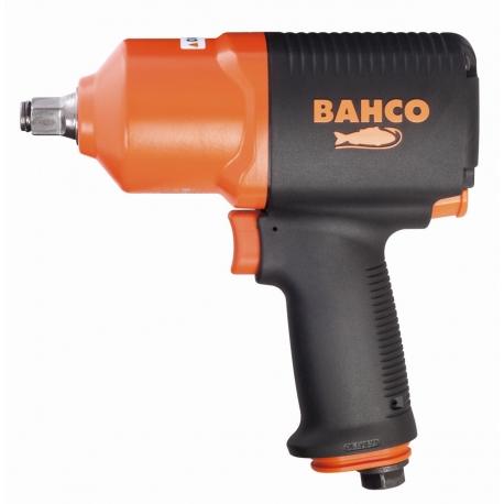 """BAHCO Levegős ütvecsavarozó, 1/2"""", kompozit, 1112 Nm, fordulat: 8.000/perc, súly: 1,98Kg"""