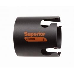 BAHCO Superior™ körkivágó 121mm, prémium Carbide (keményfém) fogakkal
