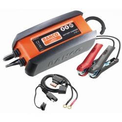 BAHCO Akkumulátor töltő teljesen automata 6/12V (6-12Ah)