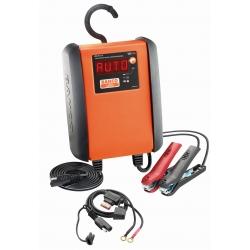 BAHCO Akkumulátor töltő teljesen automata 12 V 6A (6-130 Ah)