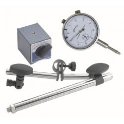 BAHCO Mikrométer mágneses talppal, 230x50x75mm, 1.5 kg
