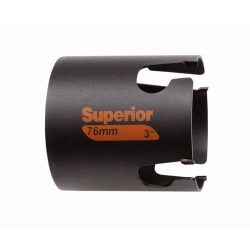 BAHCO Superior™ körkivágó 102mm, prémium Carbide (keményfém) fogakkal
