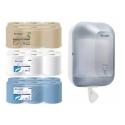 Papírok és mosdóhigiéniai termékek