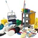 Takarító eszközök és kiegészítők