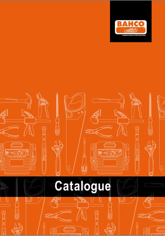 Bahco-Catalogue